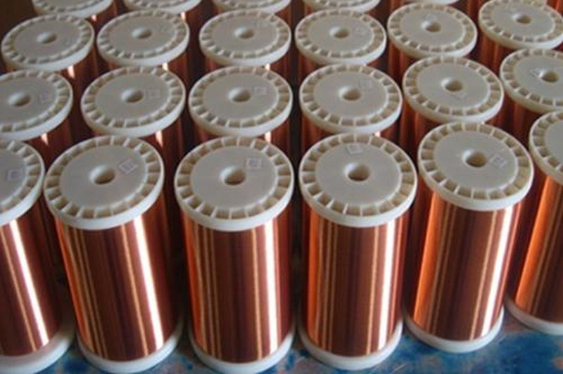 polyimide electromagnetic wire