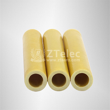 3641 Epoxy fiberglass cloth laminated tube