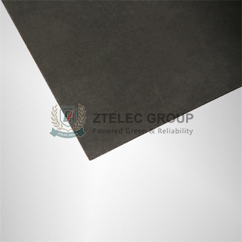 Magnetic glass cloth plate