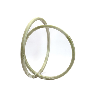 Epoxy Resin Fiber Glass Winding End Ring