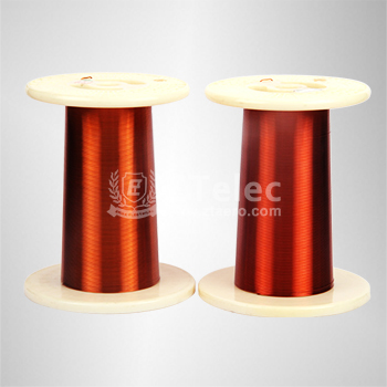 200 level polyester imide / polyamide imide enamelled round copper wire