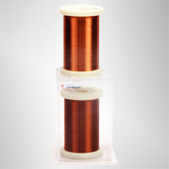 Class 120 Polyvinyl-Acetal Enameled Flat Copper Wire
