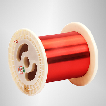 200 Grade Polyimide Polyamic Acid Imine Composite Enamelled Copper|Aluminum Flat Wire