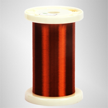 Polyimide enamelled round copper wire