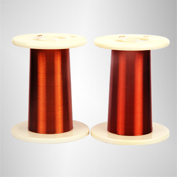 180 level polyester imide / polyamide enamelled round copper wire