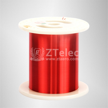 Polyester enamelled round copper wire