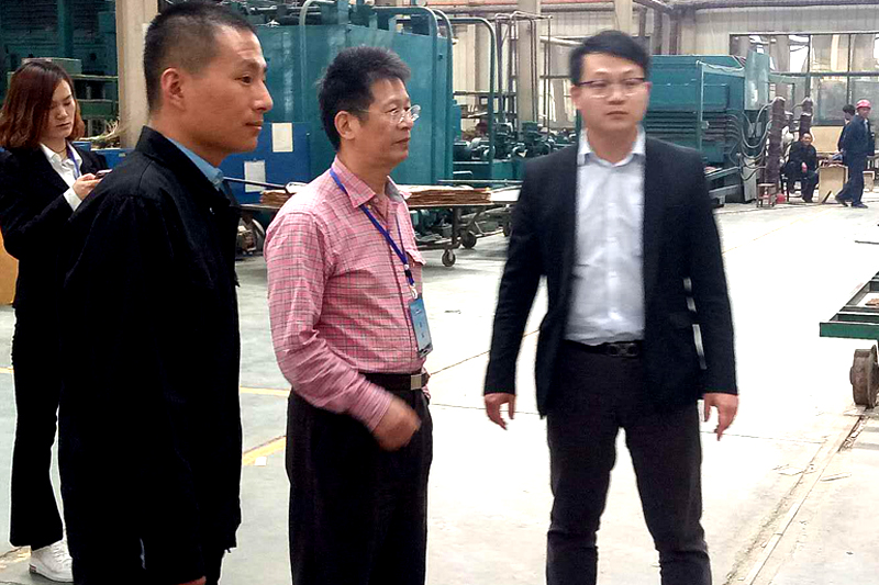 Customers in Taiwan, China: Dry Transformer Finished Product Inspection