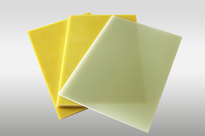 Colorful G10 Fiberglass Laminated Board