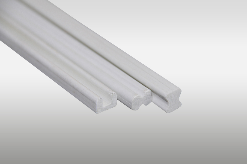 Fiberglass Pull Extruded Bar Pultrusion Insulation Stay
