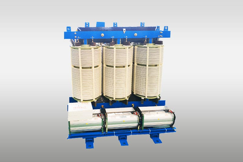 Phase-Shifting Rectifier Transformer