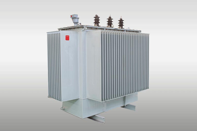 10KV Series of Amorphous Alloy Oil-Immersed Transformer