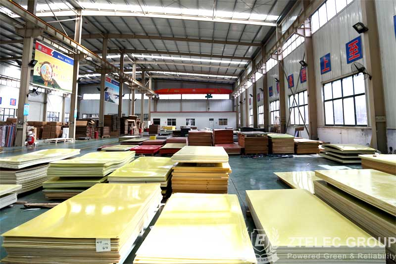 How does the epoxy board manufacturer look at the quality of the epoxy board?