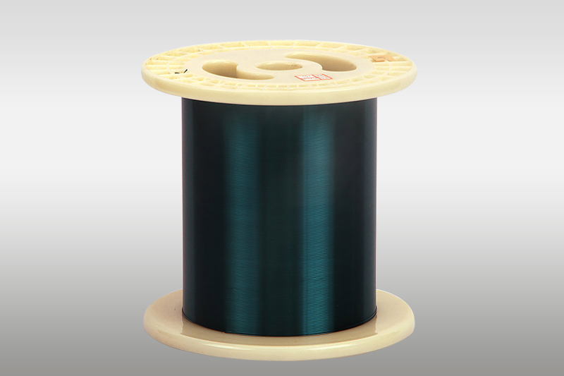 Polyamide-imide Composite Polyester Enamelled Copper and Aluminum Square Wire