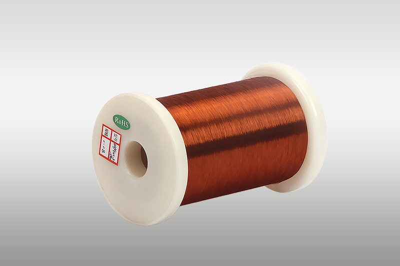 Grade 155 Modified Polyester Enamelled Aluminium Round Wire