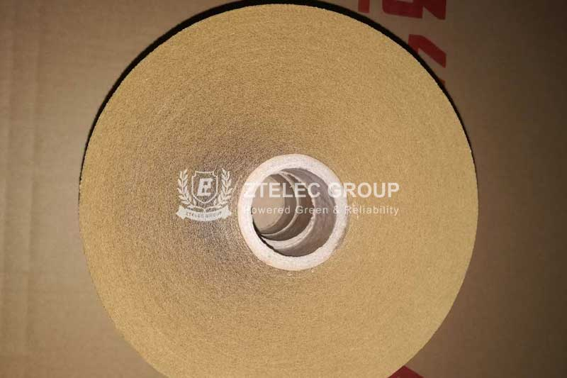 Electrical paper crepe paper tubes insulation explanation for transformer