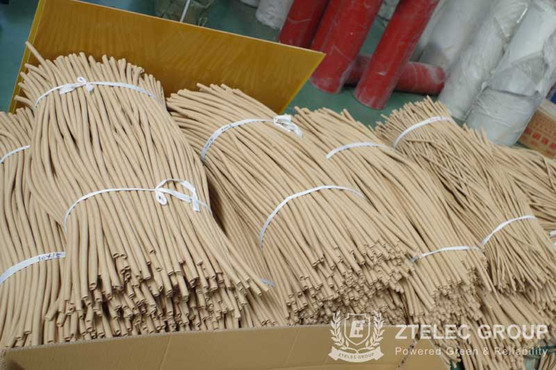 Insulation paper used in transformer